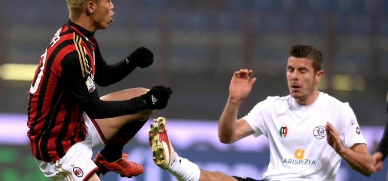 Milan vs Spezia là trận tranh tài giữa hai đối thủ không cân sức