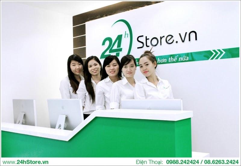 24hstore vẫn luôn đạt được sự tin tưởng và ủng hộ đến từ khách hàng