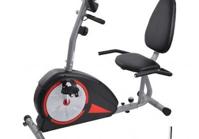 Nên lựa chọn xe đạp tập thể dục với thiết kế nhỏ gọn